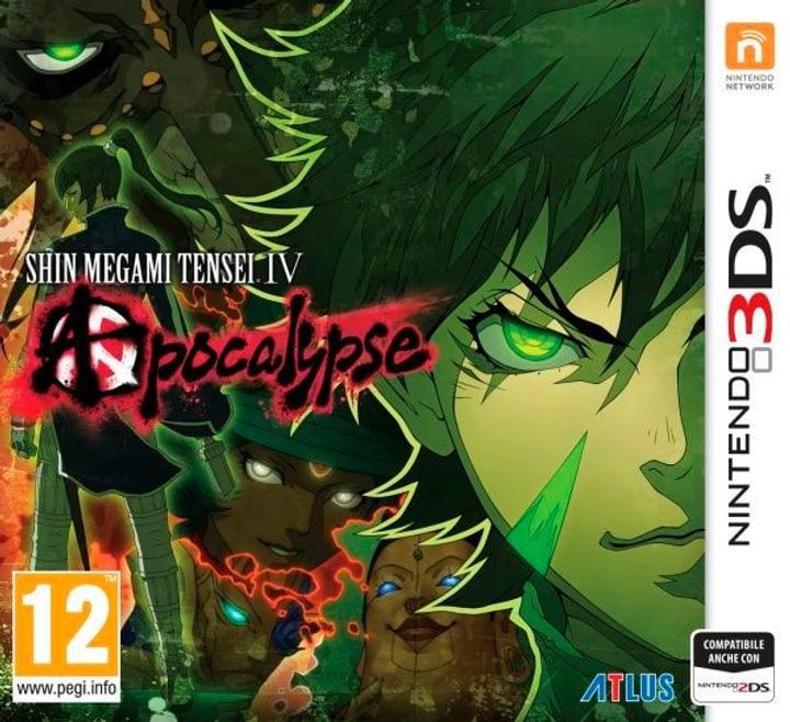 3DS - Shin Megami Tensei 4: Apocalypse 785300121936 N. figura 1