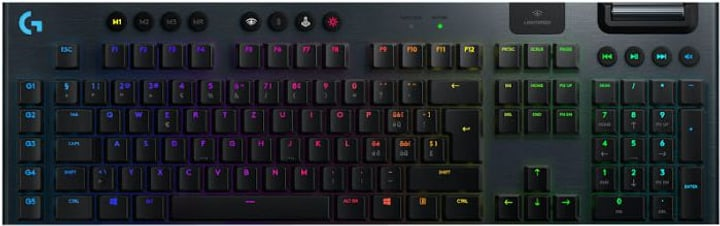 G915 LIGHTSPEED RVB GL Tactile CH-Layout Clavier mécanique pour eSport Logitech G 798268200000 Photo no. 1