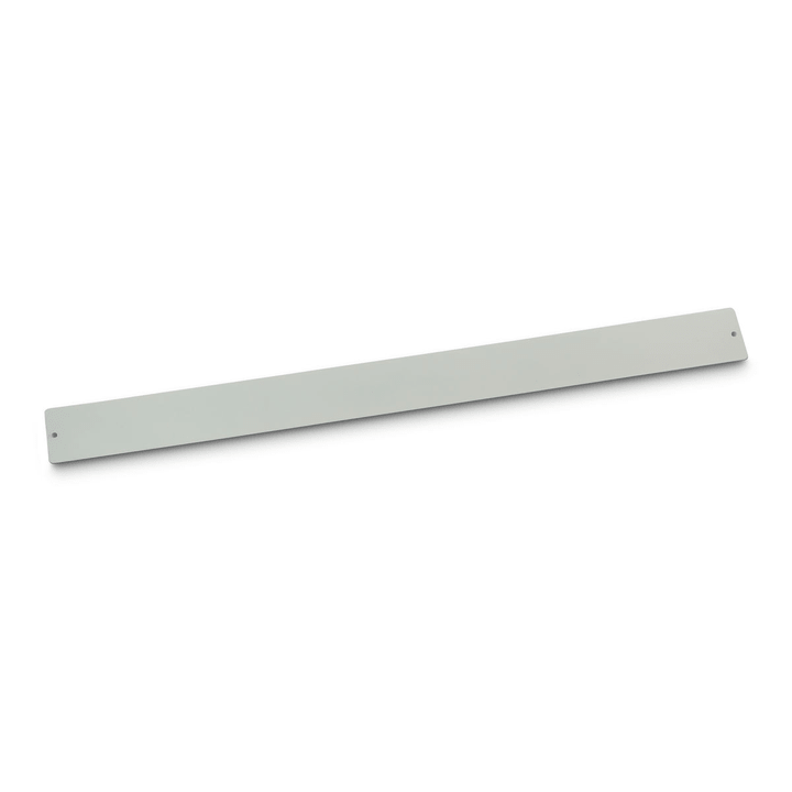 ELEMENT BIG Listello magnetico 386142500000 Dimensioni L: 70.0 cm x P: 6.0 cm x A: 0.1 cm Colore Bianco N. figura 1