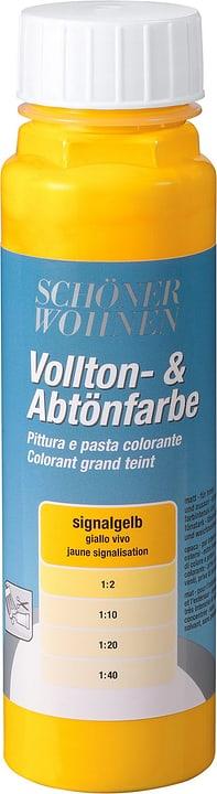 Pittura pien e per digradazione Giallo segnale 250 ml Schöner Wohnen 660900600000 Colore Giallo segnale Contenuto 250.0 ml N. figura 1