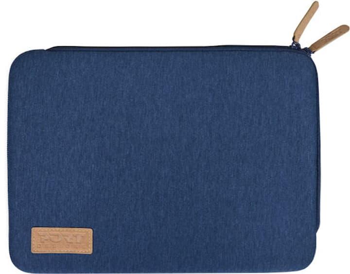 Torino Sleeve 13.3 / 14'' bleu Port Design 797992300000 Photo no. 1