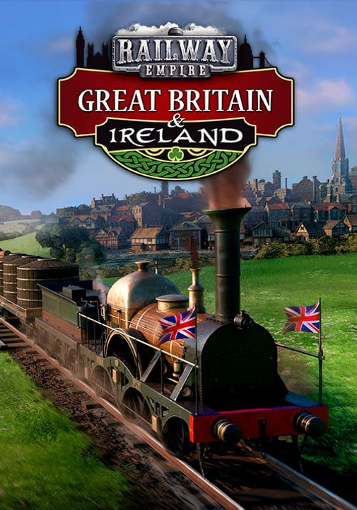 PC - Railway Empire: Great Britain & Ireland Download (ESD) 785300141331 Bild Nr. 1