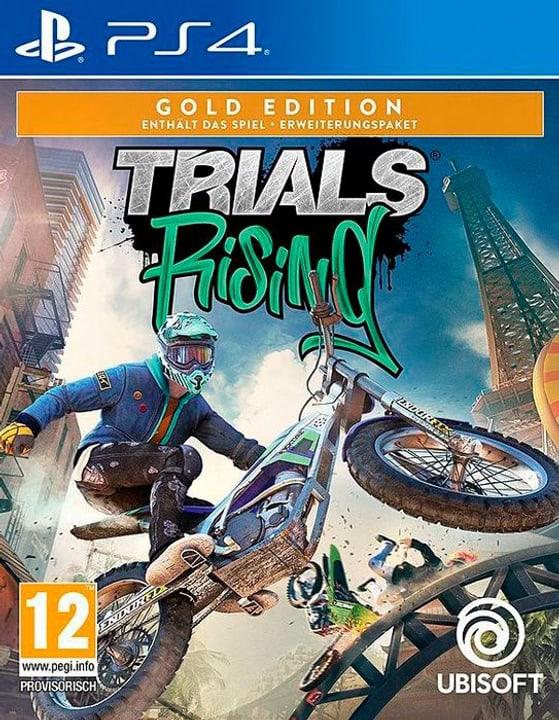 PS4 - Trials Rising - Gold Edition Box 785300141446 N. figura 1