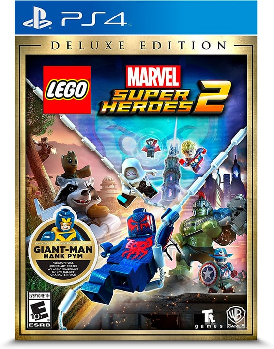 PC - LEGO Marvel Super Heroes 2 - Deluxe Edition Digitale (ESD) 785300133687 N. figura 1