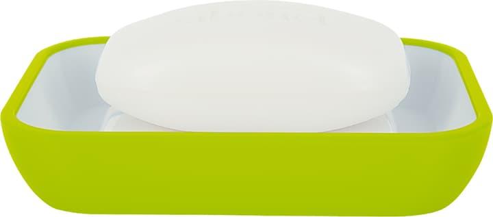 Porte-savon Cocco spirella 675018100000 Couleur Kiwi Taille 12 x 8.5 cm Photo no. 1