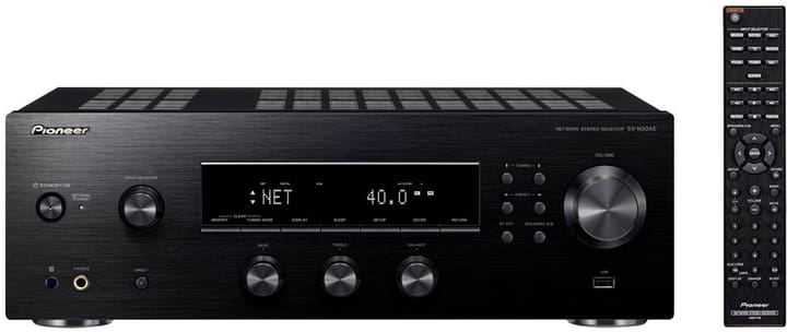 SX-N30AE-B - Nero Ricevitore Pioneer 785300142190 N. figura 1