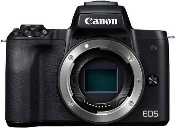EOS M50 Body - noir Canon 785300134587 Photo no. 1