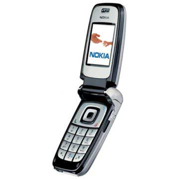 L-NOKIA 6101_SCHWARZ Nokia 79451590002005 Bild Nr. 1