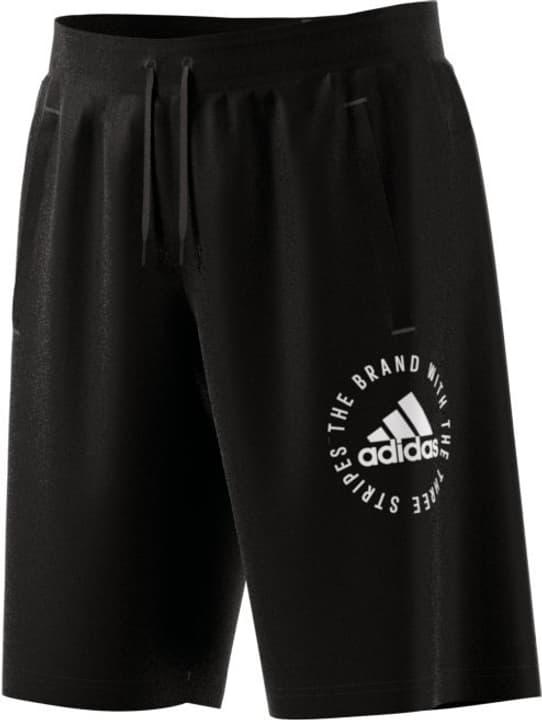 SID Short Short pour homme Adidas 464217000520 Couleur noir Taille L Photo no. 1