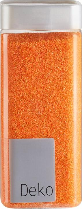 Sable décoratif, 0,5 mm Do it + Garden 655865800000 Couleur Orange Taille L: 6.5 cm x P: 6.5 cm x H: 15.5 cm Photo no. 1