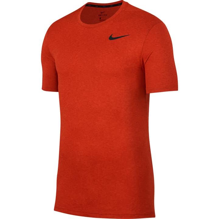 Breathe Training Top Shirt pour homme Nike 464904500734 Couleur orange Taille XXL Photo no. 1