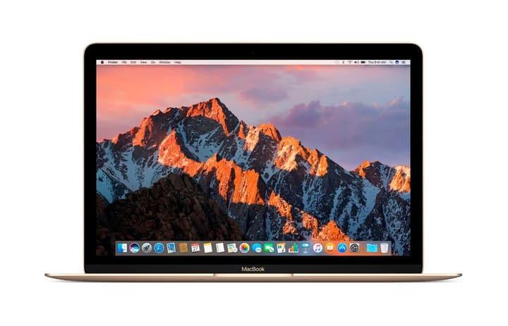 CTO MacBook 12'' 1.4GHz i7 8GB 512GBSSD Gold Apple 79842530000017 Bild Nr. 1