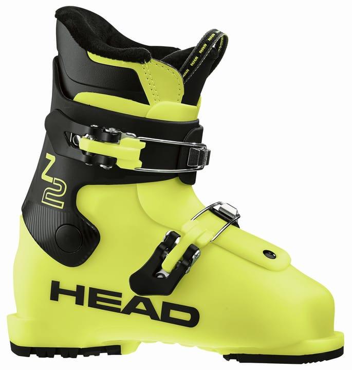 Z2 Kinder-Skischuh Head 495311820550 Farbe gelb Grösse 20.5 Bild-Nr. 1