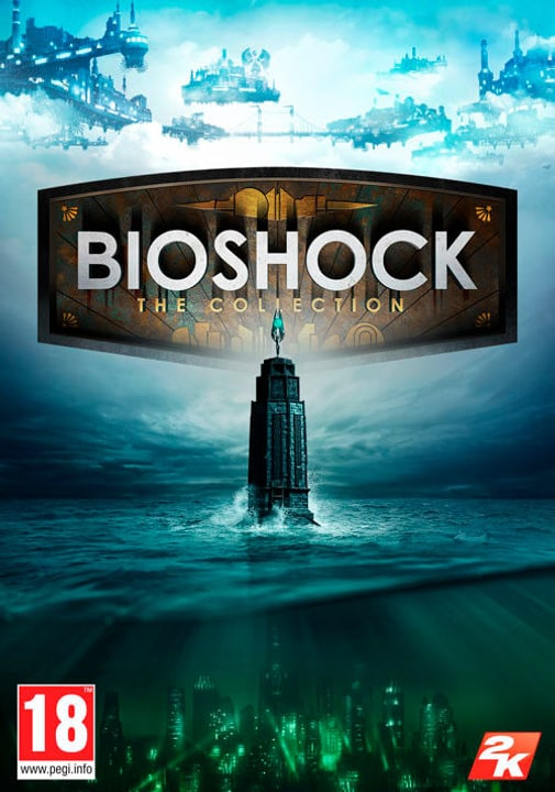 PC - BioShock: The Collection Download (ESD) 785300133358 N. figura 1