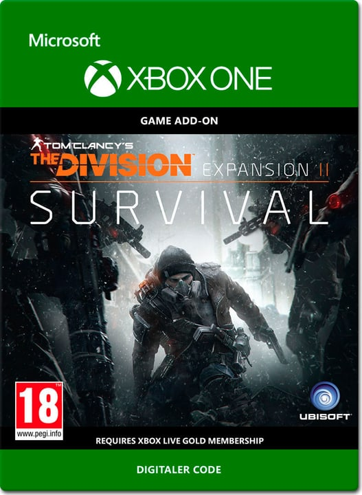Xbox One - The Division: Survival Digital (ESD) 785300137279 N. figura 1