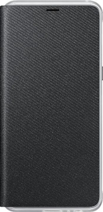 Neon Flip Cover A8 2018 schwarz Flip Case Samsung 785300132015 Bild Nr. 1