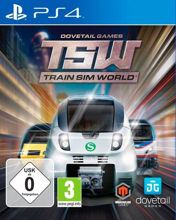 PS4 - Train Sim World Fisico (Box) 785300137415 N. figura 1