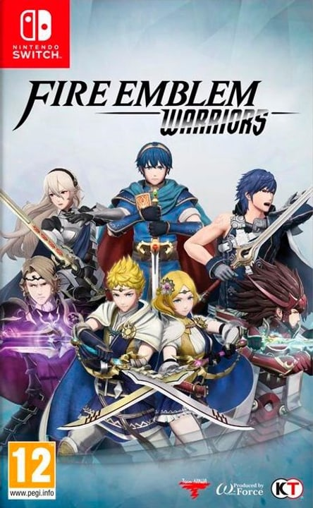 Switch - Fire Emblem Warriors Physique (Box) 785300129967 Photo no. 1