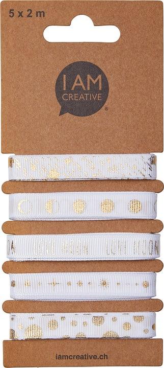 TAFFET Geschenkband 443067100000 N. figura 1
