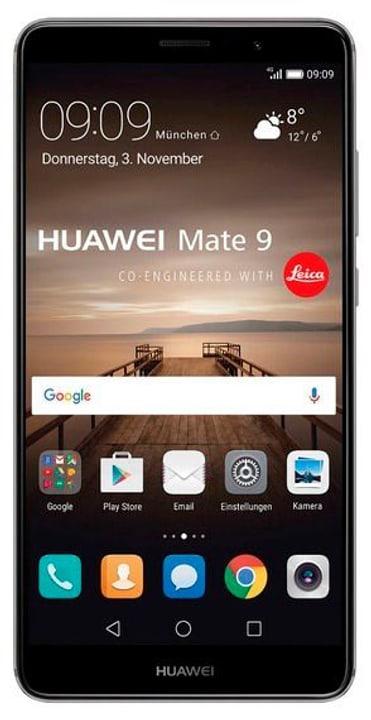 Mate 9 Dual Sim 64GB noir Smartphone Huawei 785300125359 Photo no. 1