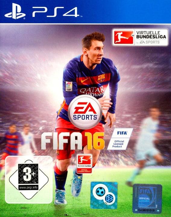 PS4 - FIFA 16 785300122182 Photo no. 1