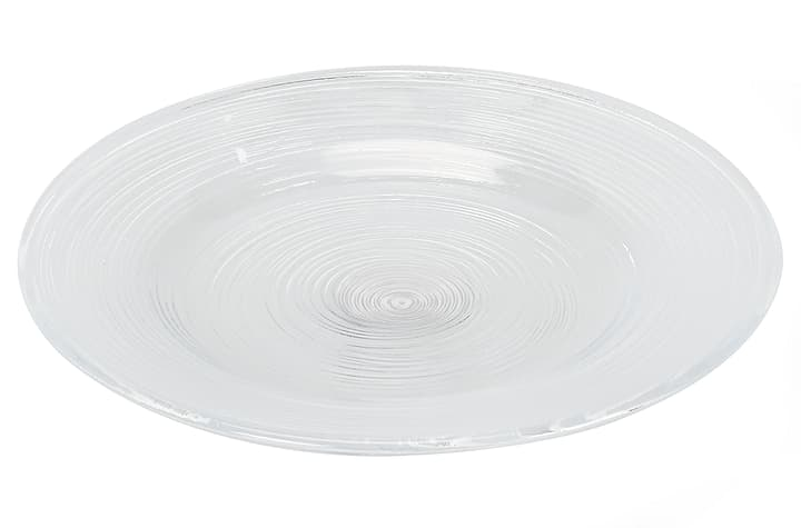 CELIA Teller flach 440215101500 Farbe Transparent Grösse H: 1.5 cm Bild Nr. 1