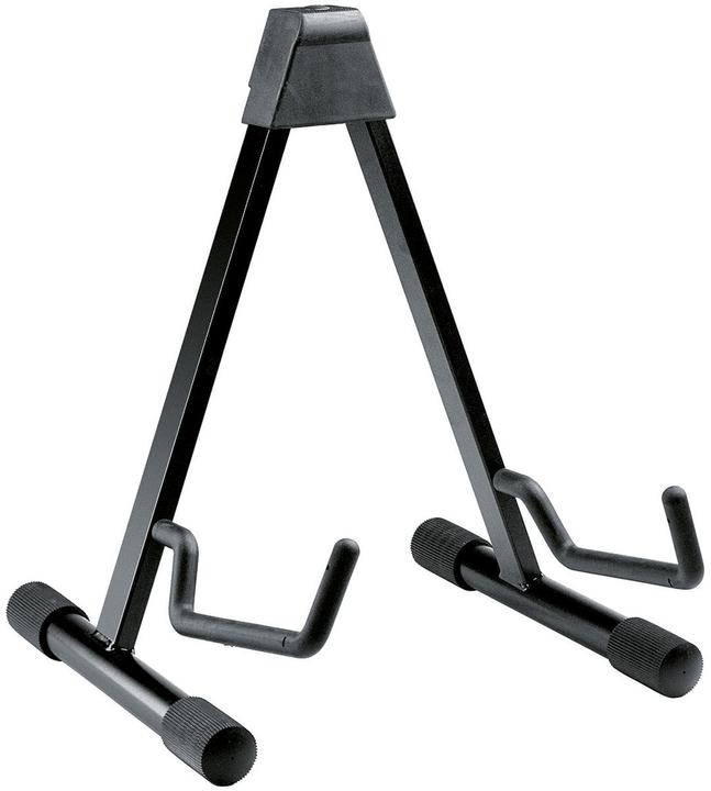 17541 A - Stand Chitarra - Nero König & Meyer 785300131952 N. figura 1