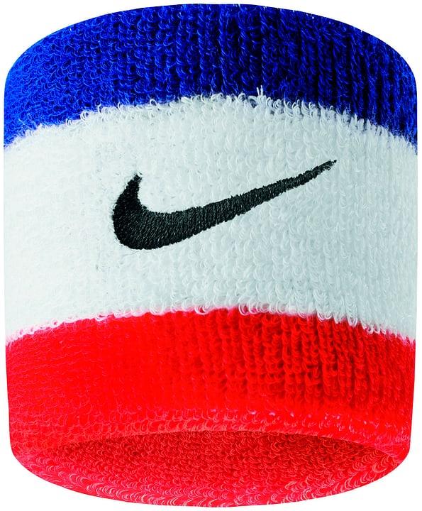 Swoosh Wristbands Unisex-Schweissband schmal (7.6cm) Nike 473202299993 Farbe farbig Grösse one size Bild-Nr. 1