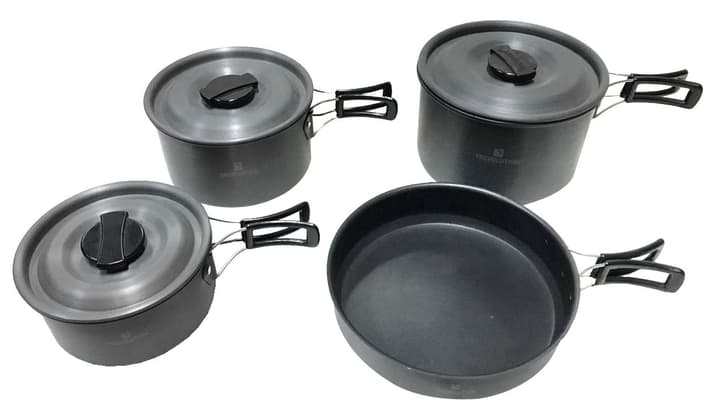 Cooking Set Kochset Trevolution 464602700000 Bild-Nr. 1