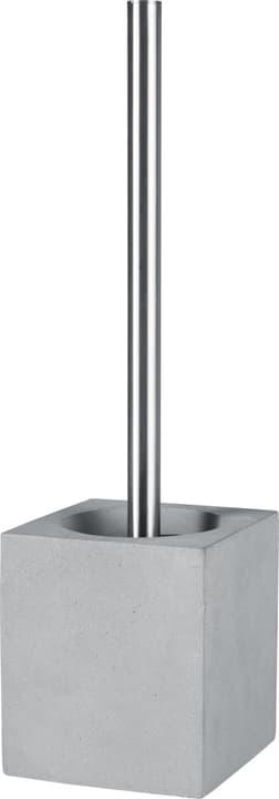 DIANA WC-Bürste 442084100183 Farbe Grau Grösse H: 35.8 cm Bild Nr. 1