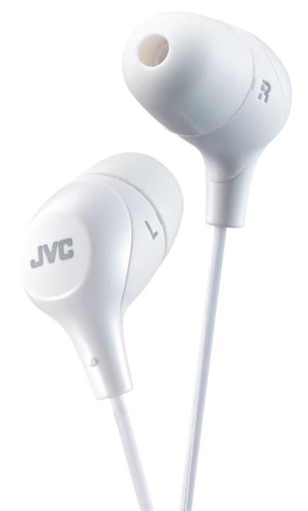 HA-FX38M-W - Weiss In-Ear Kopfhörer JVC 785300141738 Bild Nr. 1