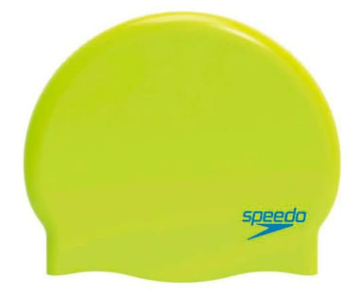 Plain Moulded Silicone Junior Badekappe Junior Speedo 464705000066 Farbe limegrün Grösse Einheitsgrösse Bild-Nr. 1
