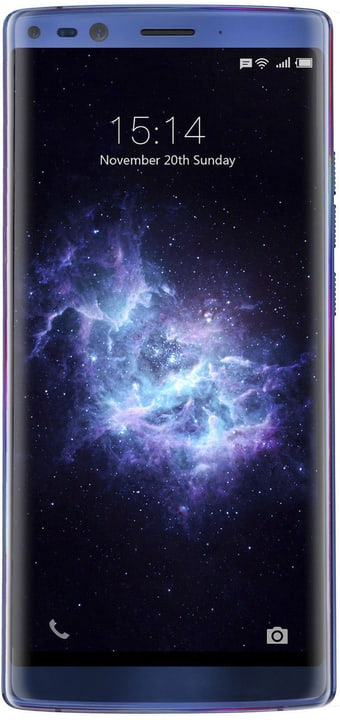 Mix 2 64GB blu Smartphone Doogee 785300134061 N. figura 1