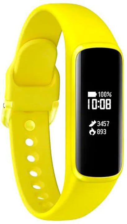 Galaxy Fit e yellow Activity Tracker Samsung 798479600000 Photo no. 1
