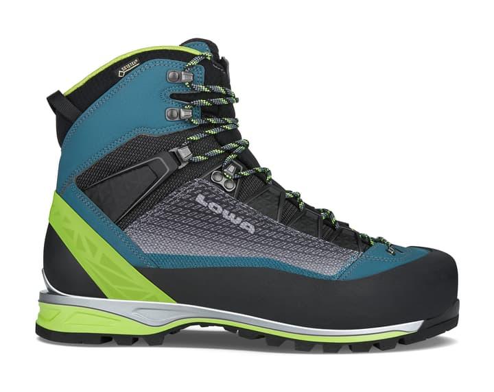Alpine Pro GTX Chaussures de montagne pour homme Lowa 473300644065 Couleur petrol Taille 44 Photo no. 1