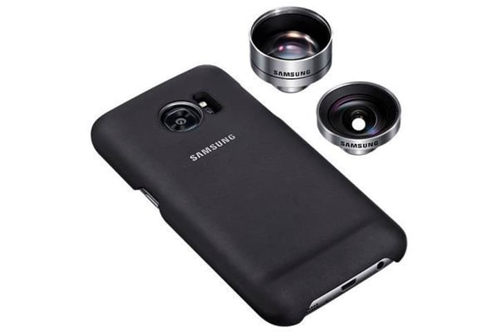 Lens Cover S7 schwarz Samsung 798079000000 Bild Nr. 1
