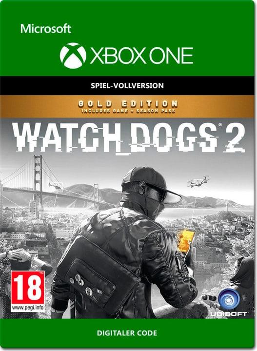 Xbox One - Watch Dogs 2 Gold Edition Digital (ESD) 785300137311 N. figura 1