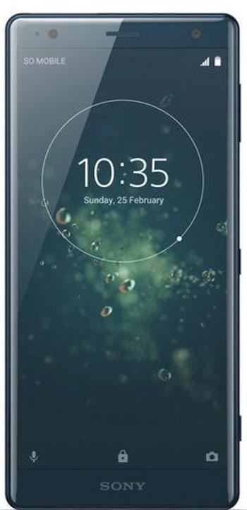 Xperia XZ2 64GB Deep Green Smartphone Sony 785300134648 Photo no. 1