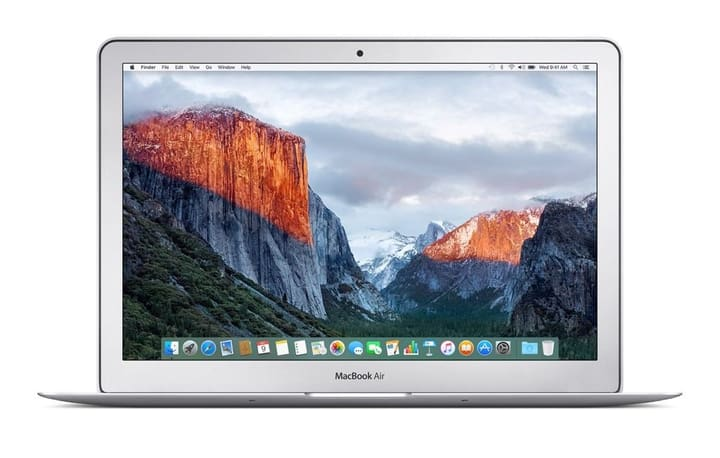 "Apple CTO MacBook Air 2.2GHz 13.3"" 256GB Apple 95110057069217 Bild Nr. 1"
