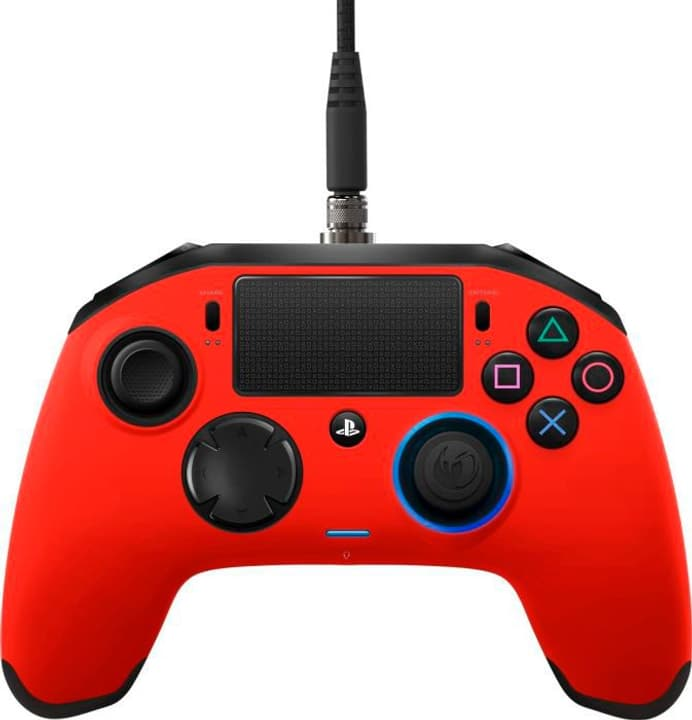 Revolution Pro Gaming PS4 manette rouge Nacon 785300130432 Photo no. 1