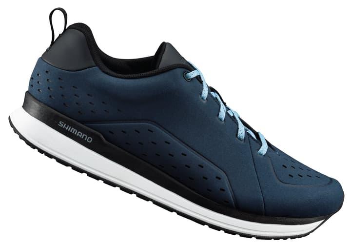 Women Click'R SH-CT5N Chaussures de cyclisme Shimano 493218538040 Couleur bleu Taille 38 Photo no. 1