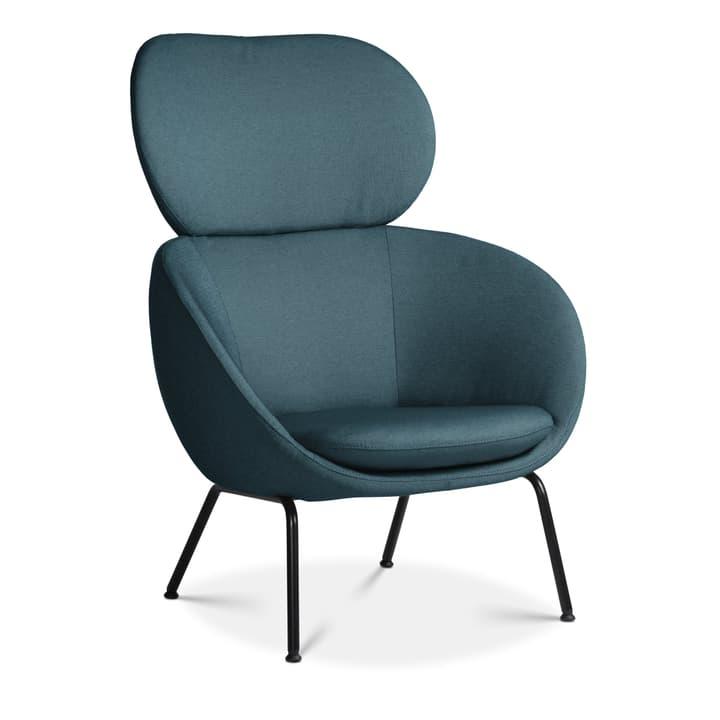 SAPO Sessel Edition Interio 360099607040 Grösse B: 84.0 cm x T: 85.0 cm x H: 110.0 cm Farbe Blau Bild Nr. 1