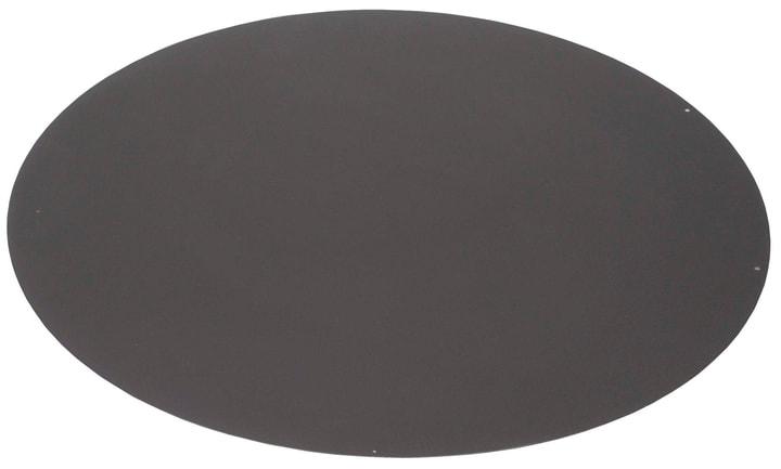 Bodenplatte Stahl rund grau 678014500000 Bild Nr. 1