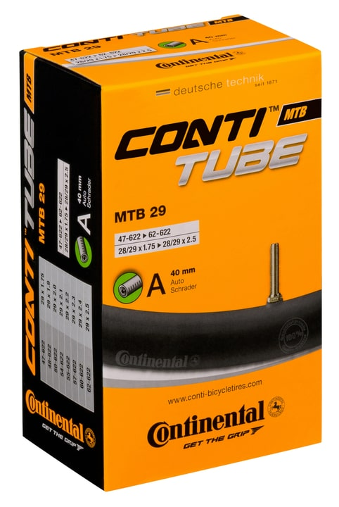 Image of Continental Conti MTB 29 A40 Veloschlauch