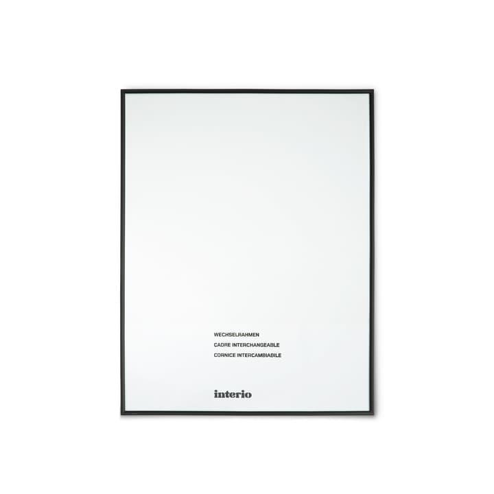 BRASILIA Cornice 384002821402 Dimensioni quadro 40 x 50 Colore Nero N. figura 1