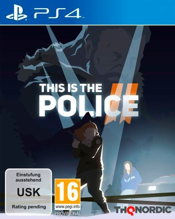 PS4 - This is the Police 2 (D) Box 785300132673 Photo no. 1