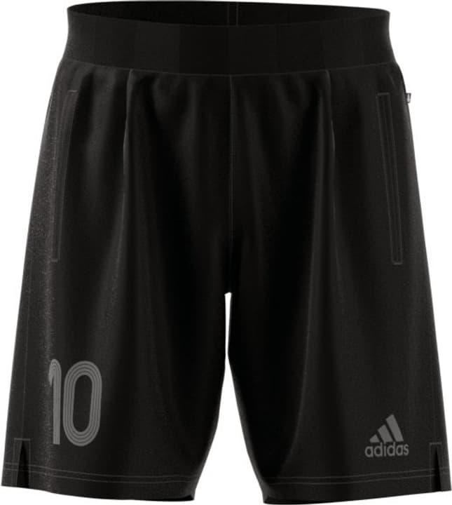 Tanip Shorts Shirt de football pour homme Adidas 498275100520 Couleur noir Taille L Photo no. 1