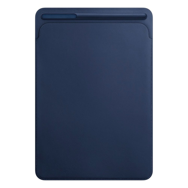 "Custodia in pelle per iPad Pro 10,5"" - Blu notte Apple 785300128582 N. figura 1"