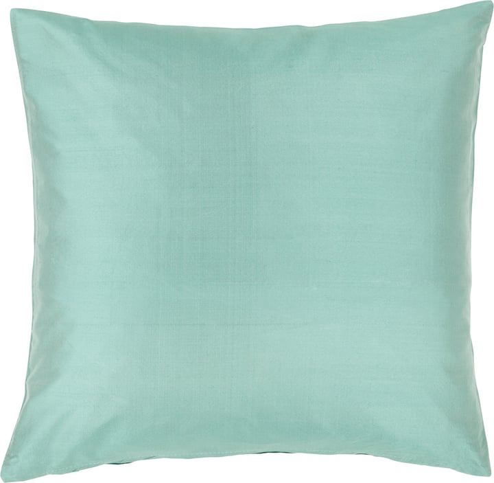 DELIA Zierkissenhülle 450725740040 Farbe Blau Grösse B: 40.0 cm x H: 40.0 cm Bild Nr. 1
