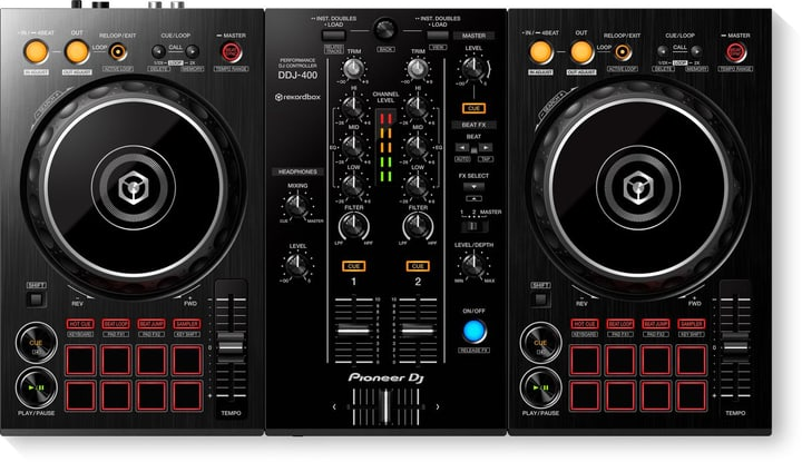 DDJ-400 DJ Controller Pioneer DJ 785300142095 Photo no. 1